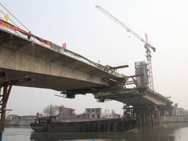 公路橋梁施工